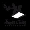 logo JE noir