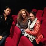Marie, Pascale et Françoise